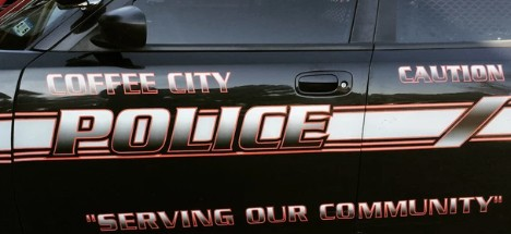 Coffee City Cop Car